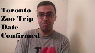 Justin Blvd. Vlogs: Toronto Zoo Trip Date Confirmed + Smule Shoutout + Update