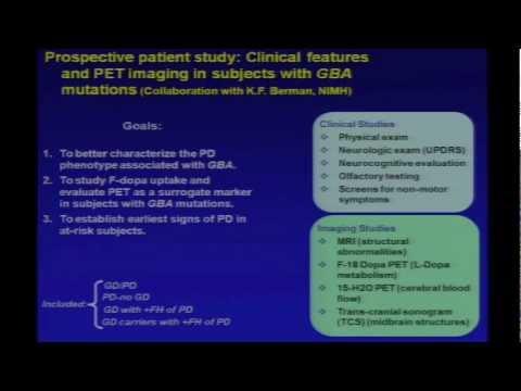 The Genetics of Parkinson's Disease - Ellen Sidransky ...