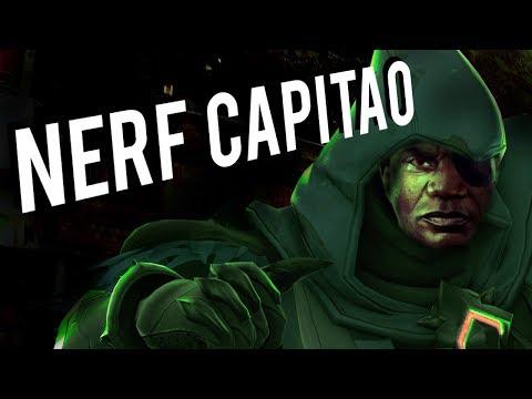Demon Hunter Capitao - Rainbow Six: Siege
