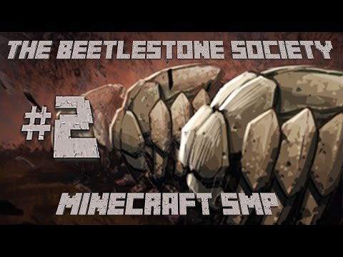 Record Shop! The Beetle Stone Society SMP Minecraft E2