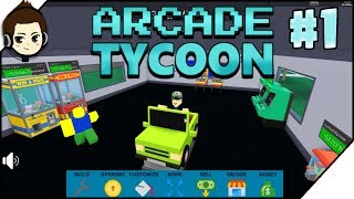 Roblox Indonesia Arcade Tycoon - KITA PUNYA TIMEZONE #1 | RendyFizzy