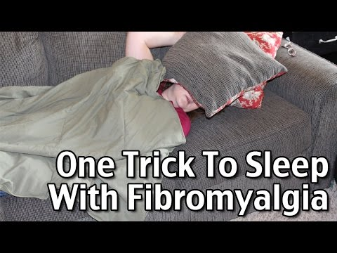 One Trick To Sleep When You Have Fibromyalgia