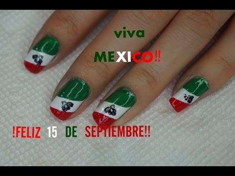 U as para el 15 de septiembre 1 youtube for Puertas decoradas para el 16 de septiembre