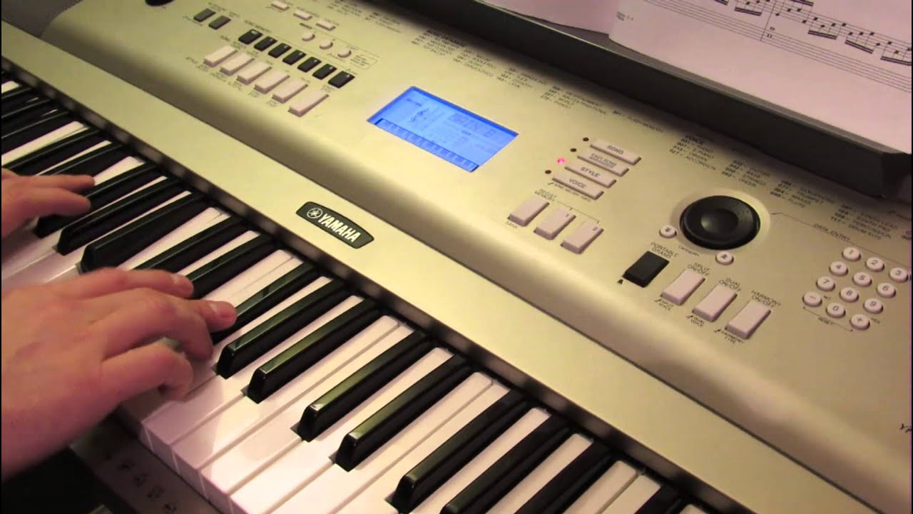 Yamaha Ypg 235 Recording And Editing On Computer For Full Rock Sound
