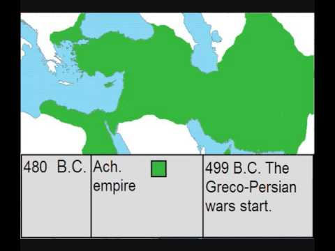 Rise and fall of the Achaemenid Empire