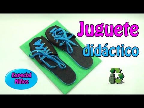 177 manualidades juguete did ctico ata cordones - Ideas de manualidades para vender ...