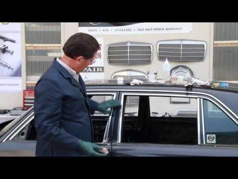Chrome trim is Foggy | Mercedes-Benz Forum