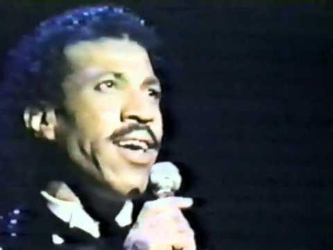 Still & Lady - Lionel Richie [AMA 1984]