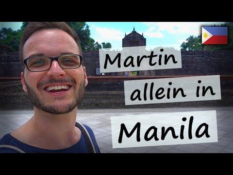 Die wichtigsten Sehenswürdigkeiten in Manila | Backpacking Philippinen | Weltreise | #030