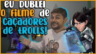 DUBLEI o filme CAÇADORES DE TROLLS - A ASCENSÃO DOS TITÃS!
