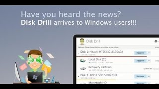 Free data recovery software for Windows PC