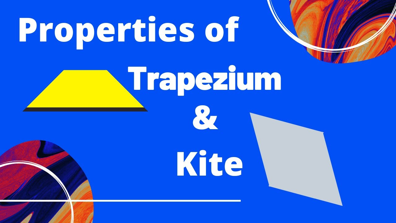 how to work out trapezium