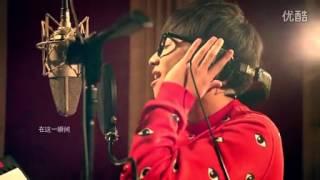 电影《怒放之青春再见》片尾曲《青春再见》八人版MV(演唱)