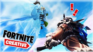 *NOWY TRYB* ICE TOWER!  | Fortnite Creative #5