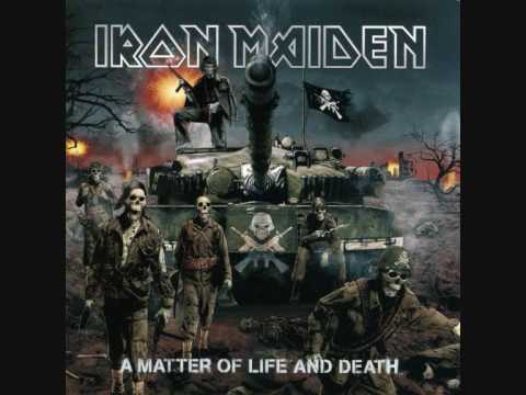 iron maiden a matter of life and death the longest day