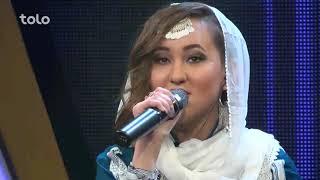 زهرا الهام - اعلان نتایج ۵ بهترین - ترا هر شب / Zahra Elham - Tu Ra Ar Shab