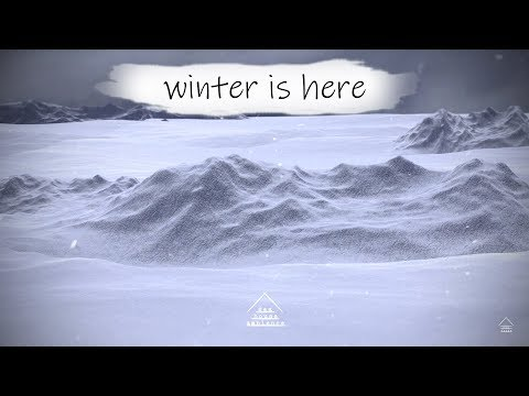 Winter is Here | Somber Fantasy Music | A Travelers Journey | Relaxation, Reflection, Sleep