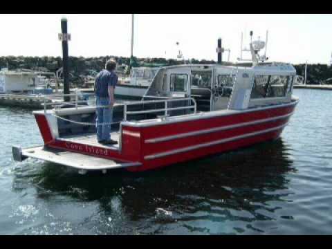 Features of EagleCraft Aluminum Boats