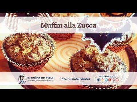 In cucina con elena videolezione di cucina muffin alla zucca youtube - In cucina con elena ...