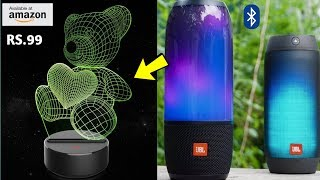 5 DIWALI GADGETS ON AMAZON | DIWALI & Halloween PRODUCTS Under 500