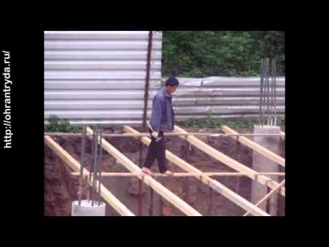 Нарушения охраны труда часть 1