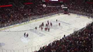 Florida Panthers Rat Trick - April 21, 2012