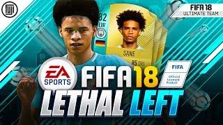 Lethal left 50k sane squad!!! - fifa 18 ultimate team