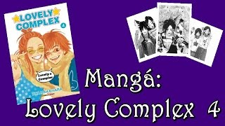 Vamos falar sobre mangá: Lovely Complex 4  *Sem Spoiler* #10