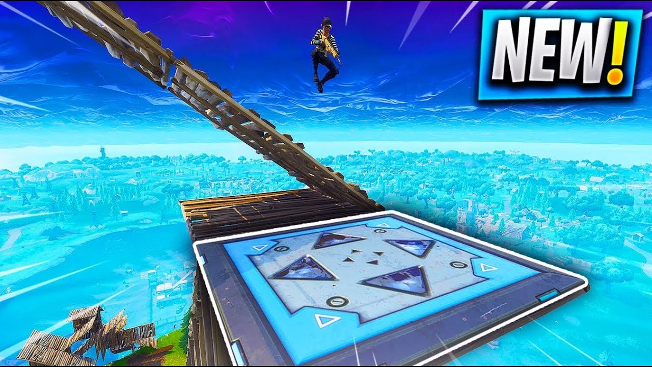 New Fortnite Bouncer Gameplay In Fortnite Fortnite Battle Royale Free To Use Gameplay