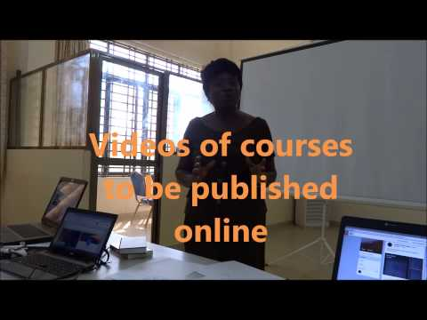Train the Trainers in E-Learning at the Regional Maritime University