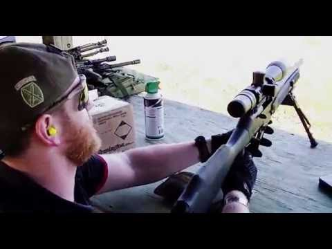 FNAR Standard (.308/7.62x51mm NATO) 500-Yard Bullseye in Heavy Wind