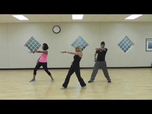 Are You Gonna Be My Girl dance fitness choreography