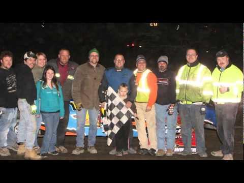 2011 Glen Ridge Motorsports Park Street Stock Champion Rob VanAernam!