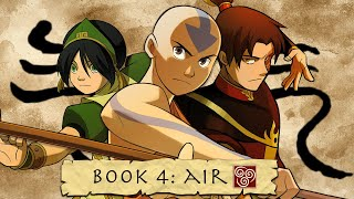 What Avatar The Last Airbender Book 4: Air Would Have Been!