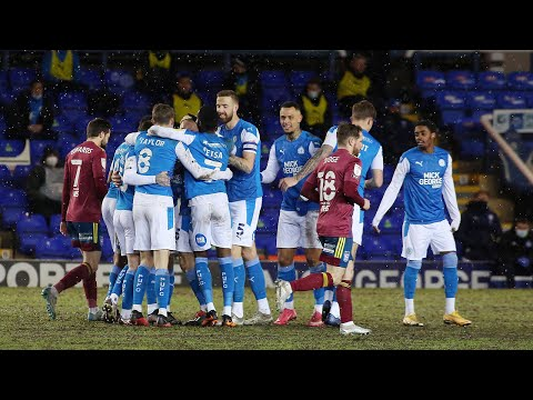 Peterborough Ipswich Goals And Highlights