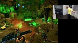 Spuds Unearthed - Pierwsze wrażenia [HTC VIVE VR]