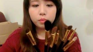 BH Cosmetics Haul Unboxing|眼影盤試色・刷具分享 2016 Feb.