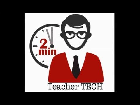 Google Tone Tutorial for Teachers