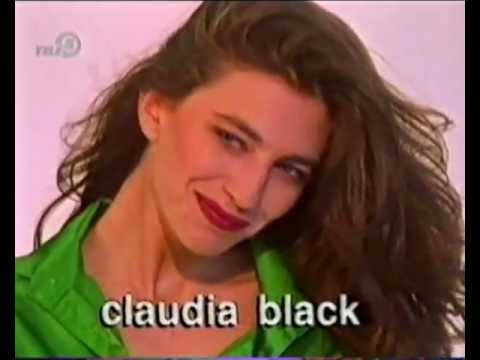 Claudia Black in City Life