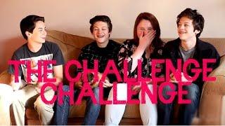 THE CHALLENGE CHALLENGE