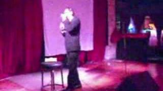 Neil Hamburger 6/26/08 Red Hot Chilli Peppers