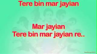 mar jayian lyrics vicky donor ft vishal sunidhi chauhan
