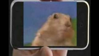 The Dramatic Prairie Dog on your iPhone thumbnail