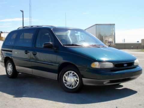 Prestige Motor Works >> 1995 Ford Windstar LX Minivan Prestige Motor Works ...