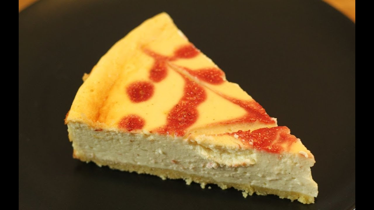 new york cheesecake rezept der bio koch 610 youtube. Black Bedroom Furniture Sets. Home Design Ideas