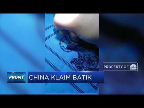 Xinhua News Tulis Batik Kerajinan Tradisional China