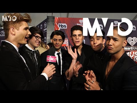 CNCO Reveal Which Latina Celeb They Want to Dance Reggaeton Lento With?   The MVTO