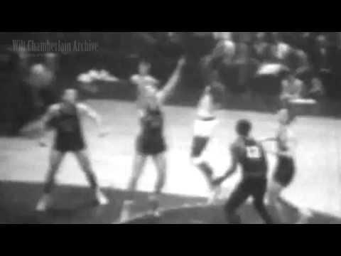 Oscar Robertson signature NCAA rebound kick