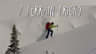7 Terrain Tricks by Greg Hill