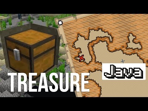 How to Find Buried Treasure in Minecraft